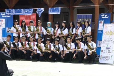 Pemilihan Duta Batik Jawa Barat 2011